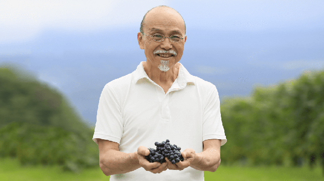 日本ワイン農業研究所「アルカンヴィーニュ」