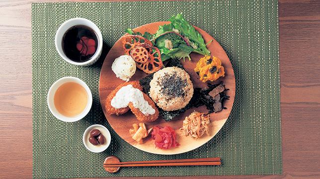玄米菜食Cafe LOHAS