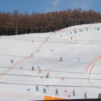 スキー大会