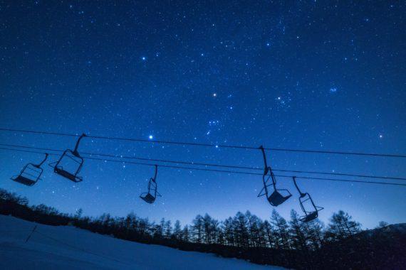 湯の丸高原スキー場