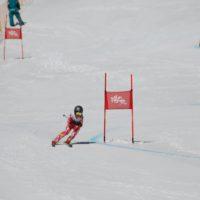 湯の丸スキー大会②